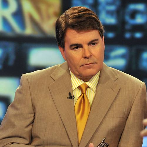 NEW YORK, NY - JULY 26: Anchor Gregg Jarrett during FOX Business at FOX Studios on July 26, 2011 in New York City. (Photo by Joe Corrigan/Getty Images)