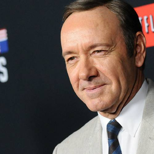 """LOS ANGELES, CA - FEBRUARY 13: Actor Kevin Spacey attends a screening of """"House Of Cards"""" at Directors Guild Of America on February 13, 2014 in Los Angeles, California. (Photo by Jason LaVeris/FilmMagic)"""