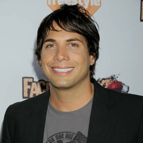 HOLLYWOOD - SEPTEMBER 03: Girls Gone Wild founder Joe Francis arrives at the EA Sports Freestyle's FaceBreaker Launch Party at the Avalon on September 3, 2008 in Hollywood, California. (Photo by Gregg DeGuire/WireImage)