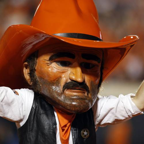 Oklahoma State U  Sues New Mexico State U  Over 'Pistol Pete