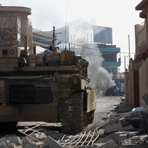 Iraqi special forces near to pushing Islamic State out of eastern Mosul for good