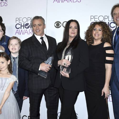 The 2017 People's Choice Awards