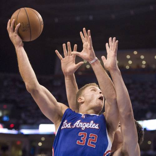 Blake Griffin pulled out of Team USA Basketball last week. (AP Photo/The Orange County Register, Michael Goulding)