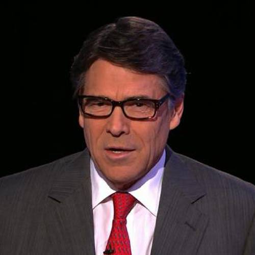 """Red state-blue state governors Rick Perry (R-Texas) and Martin O'Malley (D-Maryland) debated job creation and healthcare on Wednesday, with Perry equating adding people to Medicaid via Obamacare with """"putting tens of thousands on the Titanic knowing how it's going to turn out."""""""