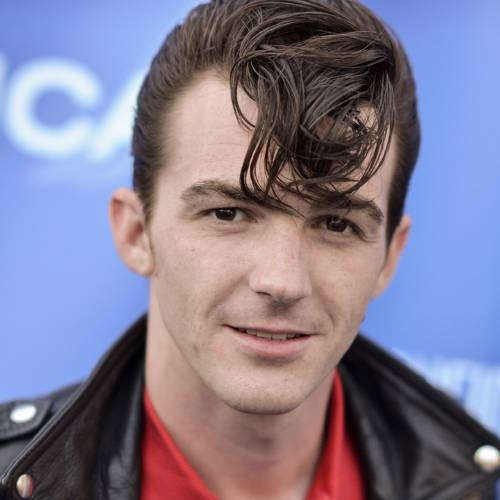 Drake Bell arrives at the 2nd Annual Nautica Oceana Beach House Party on Friday, May 16, 2014, in Santa Monica, Calif. (Photo by Richard Shotwell/Invision/AP)