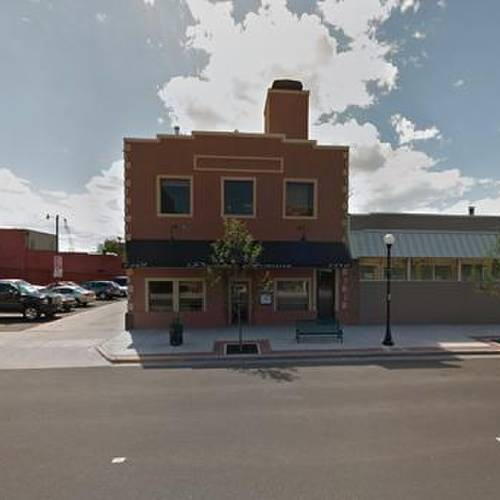 A screen shot of Google Street View shows the building in Cheyenne, Wyo., into which Wyoming Corporate Services recently moved. Image via The New York Times