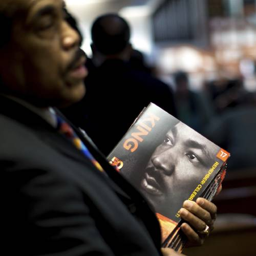 Country observes MLK Day with marches, protests and commemorative services