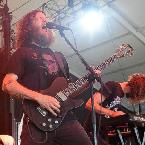 Isis performs onstage during Bonnaroo on June 12, 2010 in Manchester, Tenn. Photo by Jason Merritt / FilmMagic / Getty Images via ABC News.