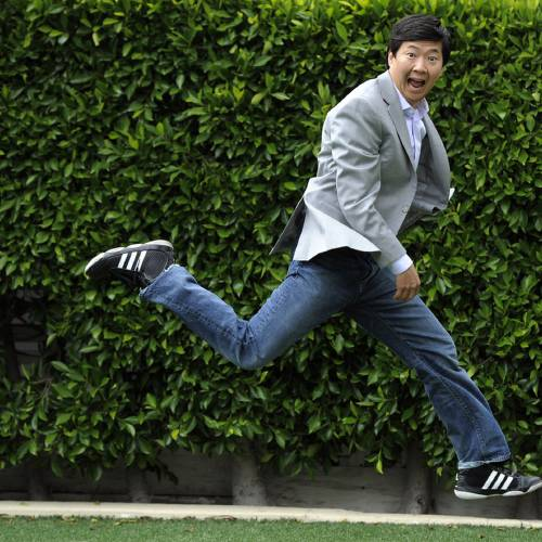 "In this May 16, 2011 photo, actor, comedian and physician Ken Jeong, MD, poses for a portrait in Beverly Hills, Calif. Jeong stars in the upcoming ""The Hangover Part II."" (AP Photo/Chris Pizzello)"