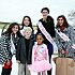 The Edmond Outdoor Ice Rink crowned its Ice Prince and Princess for 2012-13 prior to the Edmond Electric Light Parade on Dec. 8. Representing the rink in the parade were from left, Miss Oklahoma State Fair 2013, Georgia Frazier; Miss Oklahoma State Fair\'s Outstanding Teen 2013, Savannah Phillips; Ice Prince James Winn of Edmond; Ice Princess Kendra Henderson of Oklahoma City; Miss Greater Oklahoma\'s Outstanding Teen 2013, Katie Garcia; and Miss Greater Oklahoma 2013, Stacey Stevens.