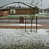 Hail pounds Oklahoma City as severe storms move across region