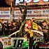 Kyle Busch in Victory Lane winning the NRA 500 at Texas Motor Speedway