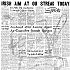 The cover of The Daily Oklahoman sports section on Nov. 16, 1957, previewing the Sooners' showdown with Notre Dame. FROM THE OKLAHOMAN ARCHIVES