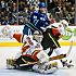 Flames Canucks Hockey