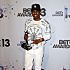 2013 BET Awards - Winners Room