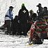 Winter X Snowmobiler Injured