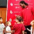 OU's Quinton Carter named to Good World team, surprised by 4-year-old friends