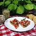 Bruschetta, 3 ways, for a satisfying picnic main dish