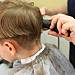 Boy requests haircut to match balding neighbor