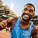 By day, he\'s Justin Gatlin. By race, he\'s alter ego \'J Gat\'