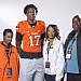 Oklahoma State football: 2017 quarterback commit Jelani Woods' maturity defined by a brotherly love