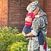 Marine creates 12 months of holidays in 10 days for son