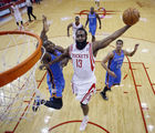 Scott Brooks says he's starting James Harden in All-Star Game