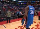 Bubba Watson regrets asking for Kevin Durant's shoes following Thunder-Clippers playoff game