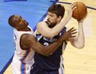 What they're saying about Game 1: The Thunder and Grizzlies weigh in