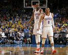 Kevin Durant, Russell Westbrook finish among top selling jerseys in NBA