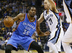 NBA Playoffs LIVE: Thunder vs. Grizzlies