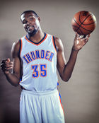 ESPN ranks Kevin Durant as the NBA's eighth best player