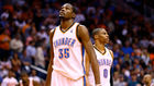 Report: Kevin Durant still not sure of foot fracture treatment