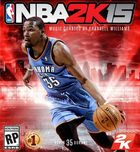 OKC Thunder: Here's Kevin Durant on the cover of NBA2K15