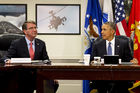 Obama: Fight against IS progressing, but still a long slog