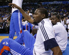 OKC Thunder: Kevin Durant undergoes surgery on fractured right foot