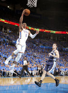 OKC Thunder: Russell Westbrook makes a difference