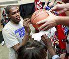 KD and Me: Tell us about your run-ins with Kevin Durant