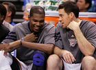 Nick Collison writes: Kevin Durant 'the ultimate teammate'
