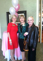2015  Panhellenic  Alumnae Women of the Year Luncheon held in Oklahoma City