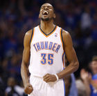 Kevin Durant rated 95 in NBA 2K15; three other players rated above 90