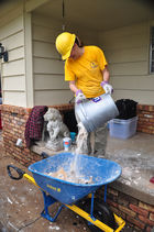 Baptists offering training for proper cleanup and mold removal of flooded properties