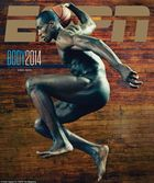 Serge Ibaka bares it (nearly) all in ESPN Magazine Body Issue