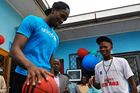 Serge Ibaka talks about being inspiration, playing Kevin Durant and reshaping Africa