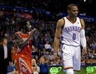 OKC Thunder: Russell Westbrook and Patrick Beverley meet again