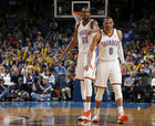Report: Thunder to open playoffs on Saturday