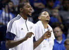 Kevin Durant says 'I'm not going to rush' back from surgery