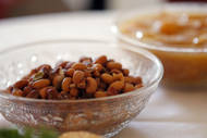 Black-eyed peas from Mama E's Soul Food. [The Oklahoman Archives]