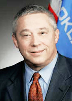 Photo - Rep. Charles Key R-Oklahoma City