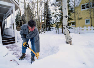 Photo - In the U.S., the risk of having a heart attack during the winter months is twice as high as it is during the summertime. <strong>Steve Mason</strong>